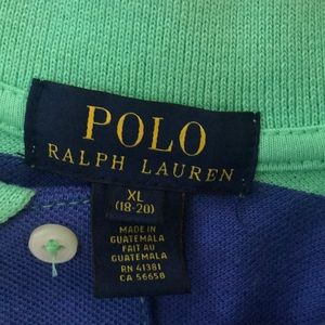 Polo by Ralph Lauren Shirts - Polo Ralph Lauren Size XL